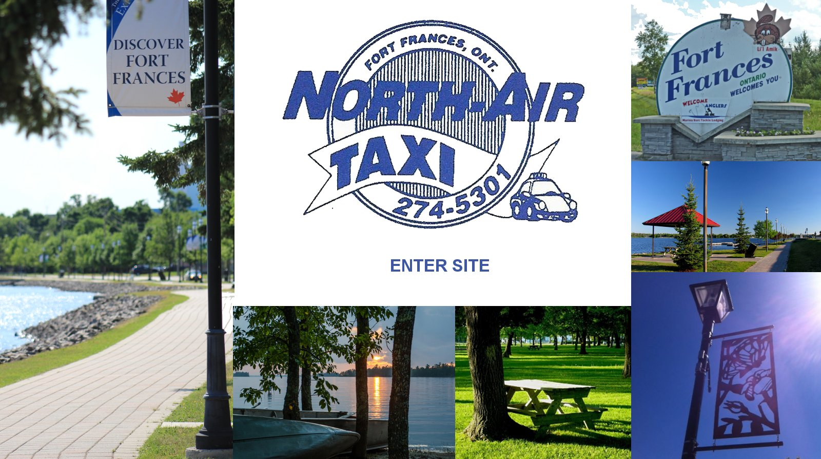 North Air Taxi - Fort Frances Ontario Canada